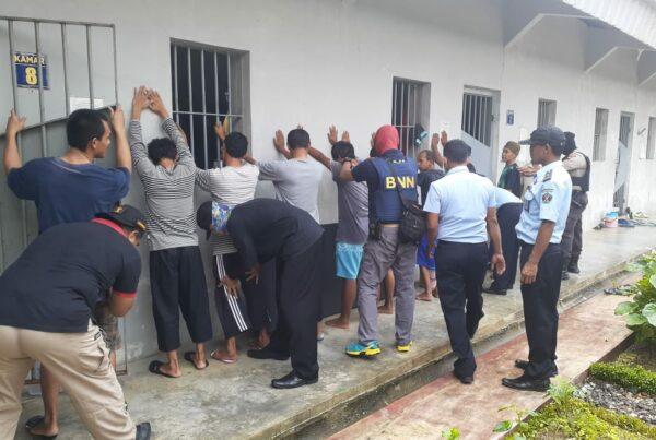 Pencegahan dan Penindakan terhadap Peredaran Gelap Narkoba di Unit Pelaksana Teknis Pemasyarakatan