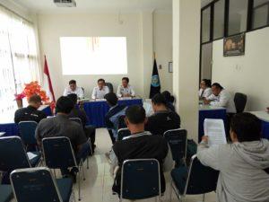 Press Release Akhir Tahun 2019 BNN Kabupaten Cilacap