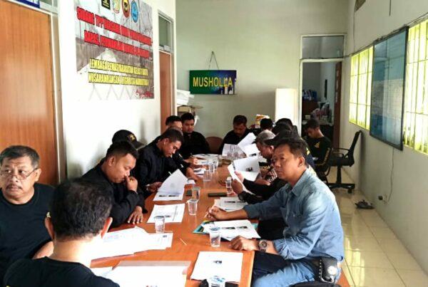 Tim Pemberantasan BNNK Cilacap hadiri sidang TPP