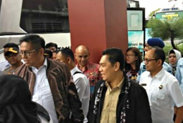 BNNK Cilacap dalam kunjungan Komisi III DPR RI di Lapas Narkotika