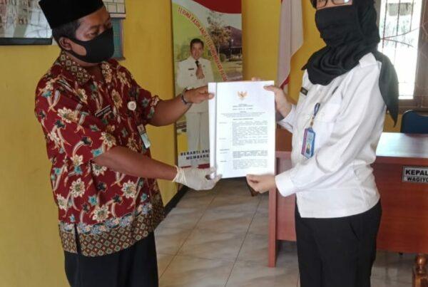 Desa Gombolharjo terbitkan SK Agen Pemulihan Pasca Rehabilitasi