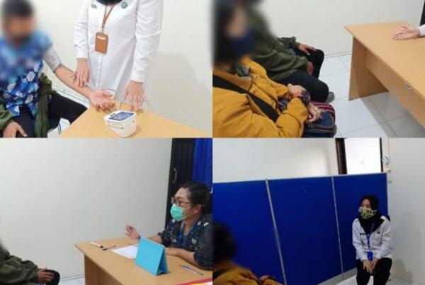 Satu klien BNNK Cilacap dinyatakan pulih dari penyalahgunaan Narkoba