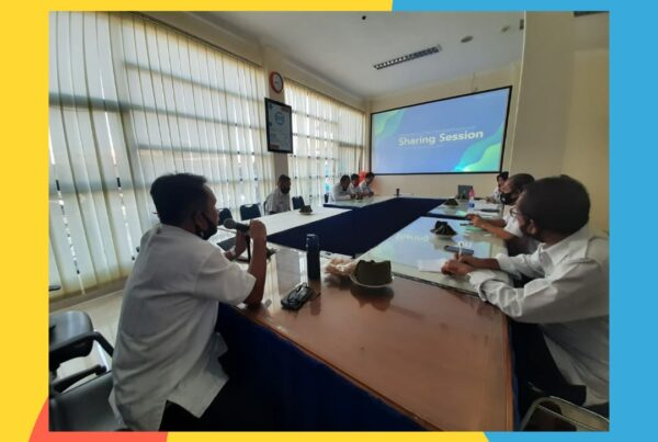 """Sharing Session"" Konfirmasi Data Capaian Output Satker BNNK Cilacap"