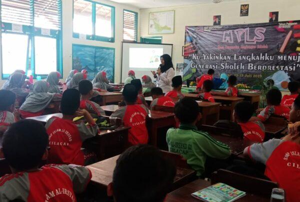 Sosialisasi SMP Islam Al Irsyad Cilacap