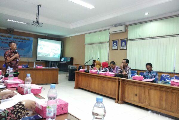 GD Tahap II Pokja Pendidikan Keluarga Dinas Pendidikan dan Kebudayaan Kabupaten Cilacap