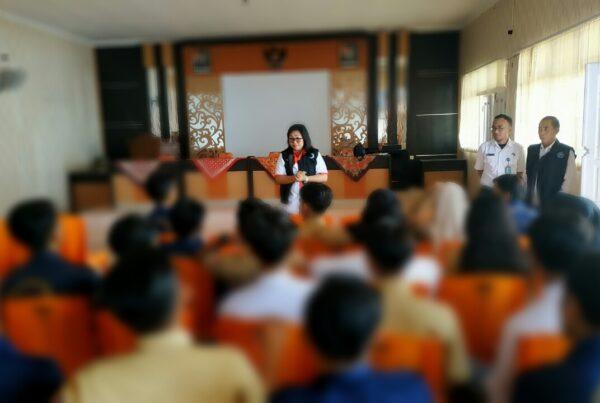BNN Goes To School di Beberapa SMK Sidareja Cilacap