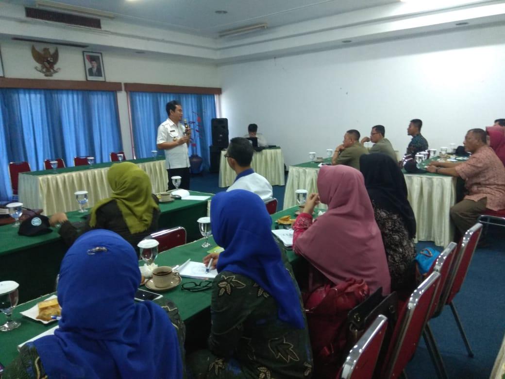 Workshop Pemberdayaan Masyarakat di Instansi Pemerintah