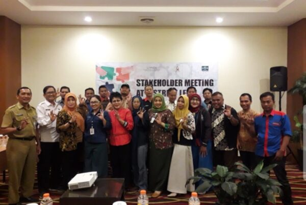 Stakeholder Meeting at District Level Program Penanggulangan AIDS Nasional Tingkat Kabupaten Cilacap