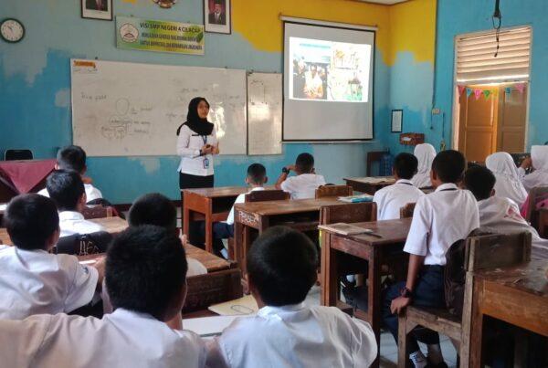 Sosialisasi P4GN di SMP N 4 Cilacap