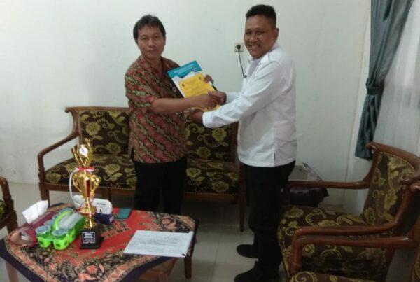 Perjanjian Kerjasama SMP Negeri 8 Cilacap dan Badan Narkotika Nasional Kabupaten Cilacap