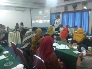 Workshop Penggiat Anti Narkoba di Lingkungan Masyarakat