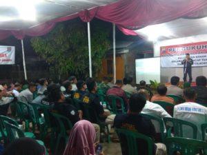 Kelurahan Donan Perangi Narkotika Bentuk Desa Bersih Narkoba