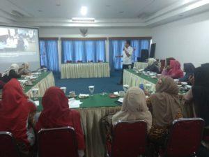 Workshop Penggiat Anti Narkoba di Instansi Swasta