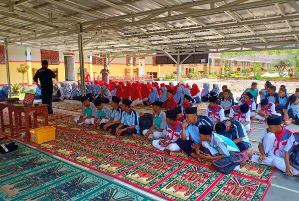 MA El Bayan Gandeng BNN untuk Menciptakan Sekolah Bersih dari Penyalahgunaan Narkoba