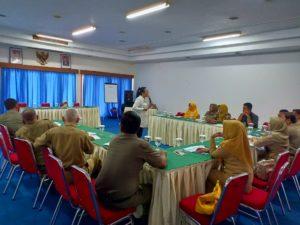 BNN Kabupaten Cilacap membentuk Penggiat Anti Narkoba di Instansi Pemerintah