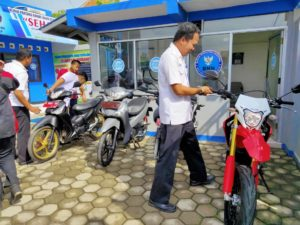 Kegiatan BNNK Cilacap di awal Tahun 2020
