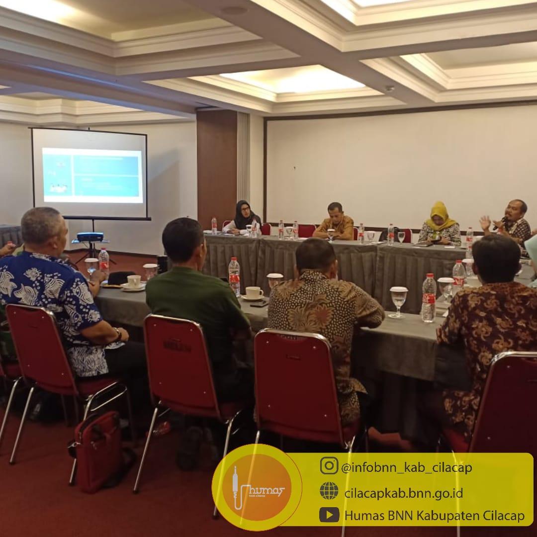 Rapat Koordinasi Program Pasca Rehabilitasi Tahun 2020