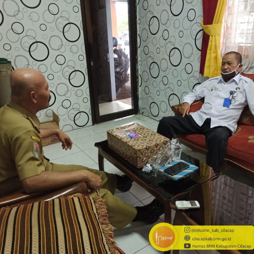 Koordinasi Pilot Project Kelurahan Rentan Narkoba