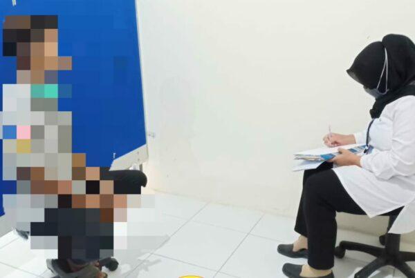 Kegiatan Asessmen, Konseling dan Intervensi Singkat Pada Klien Klinik Pratama Rawat Jalan Rehabilitasi Napza Sehati