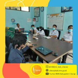 Seksi P2M dan Seksi Pemberantasan berikan pembekalan pada CPNS dan Mahasiswa Magang